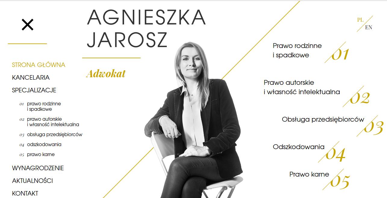Kancelaria Adwokacka Agnieszki Jarosz